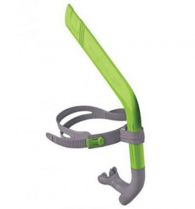 Фронтальная трубка MadWave PRO SNORKEL junior (Green M0777 02 0 10W)