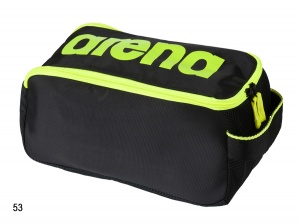 1E008  Сумка для обуви Arena SPIKY 2 SHOE BAG  (1E008 53 fluo yellow)